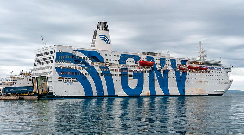 Nave GNV Azzurra