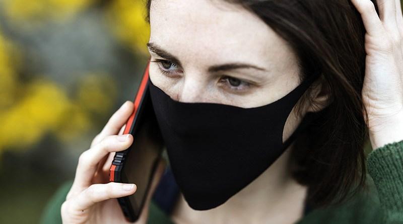 maschera contro contagio coronavirus