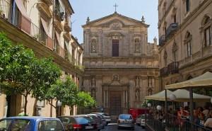 Chiesa del Gesù, Caltagirone (Catania)