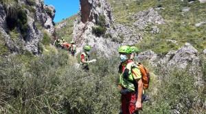 soccorso alpino sicilia