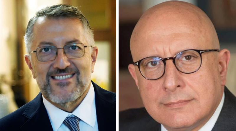 Giorgio Pasqua e Gaetano Armao