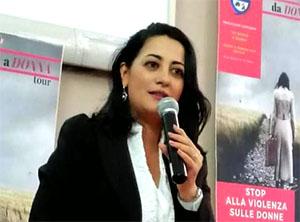 senatrice Cinzia Leone