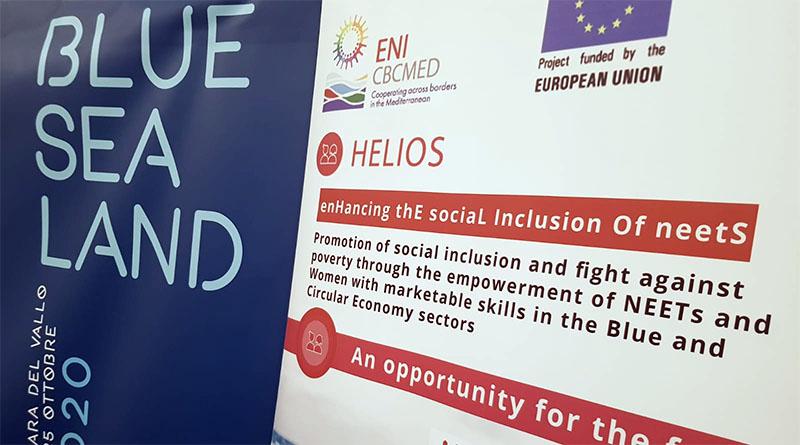 Neet, giovani che non studiano e non lavorano, al Blue Sea Land presentato il progetto Helios