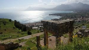 Solunto, rovine parco archeologico