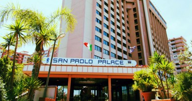 San Paolo Hotel Palermo