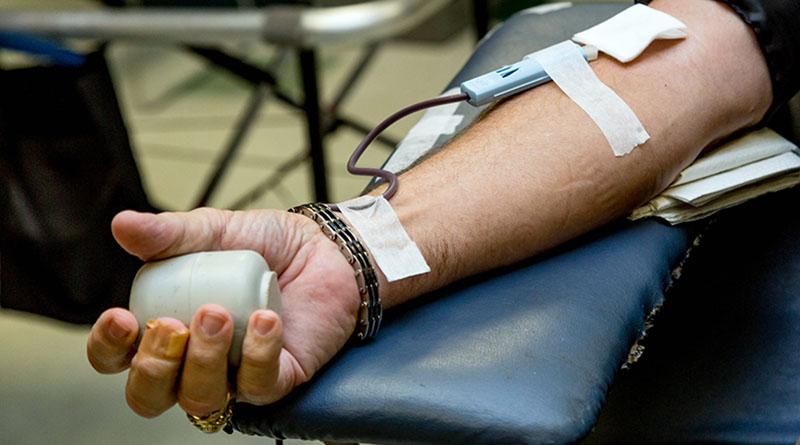 donatore di sangue