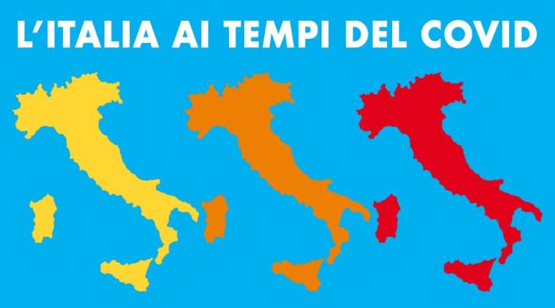 italia tre colori covid