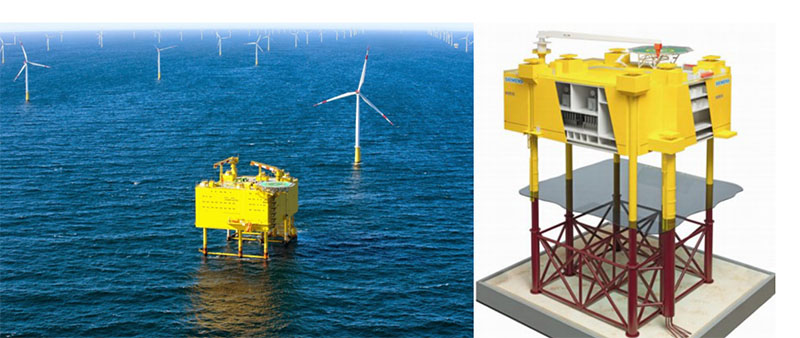 Centrale eolica offshore