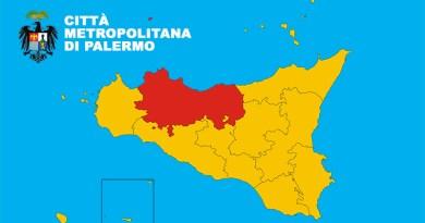 Zona Rossa estesa a tutti i Comuni della Città metropolitana di Palermo