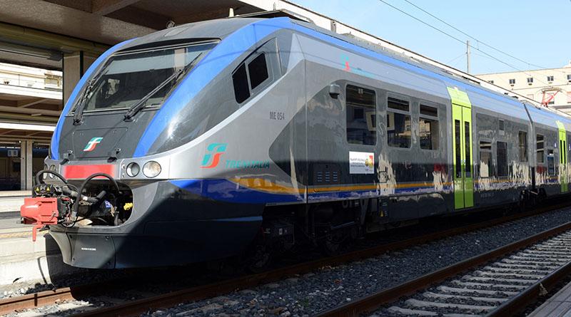 Ferrovie Palermo Treno