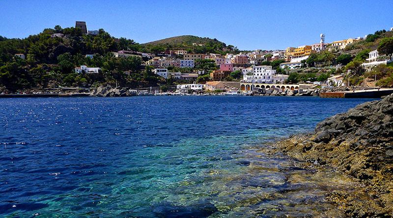 Ustica, Palermo - Sicily