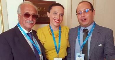 Pippo Vento, Vanessa Muzzone, Peppe Vaccarella