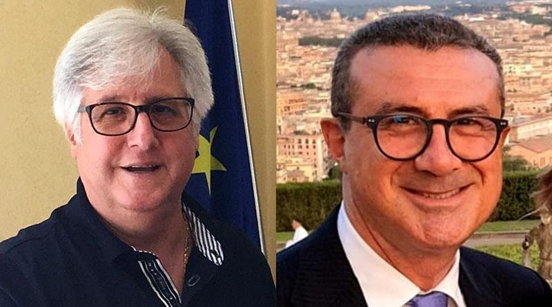 Michele Cappadona e Toto Cordaro