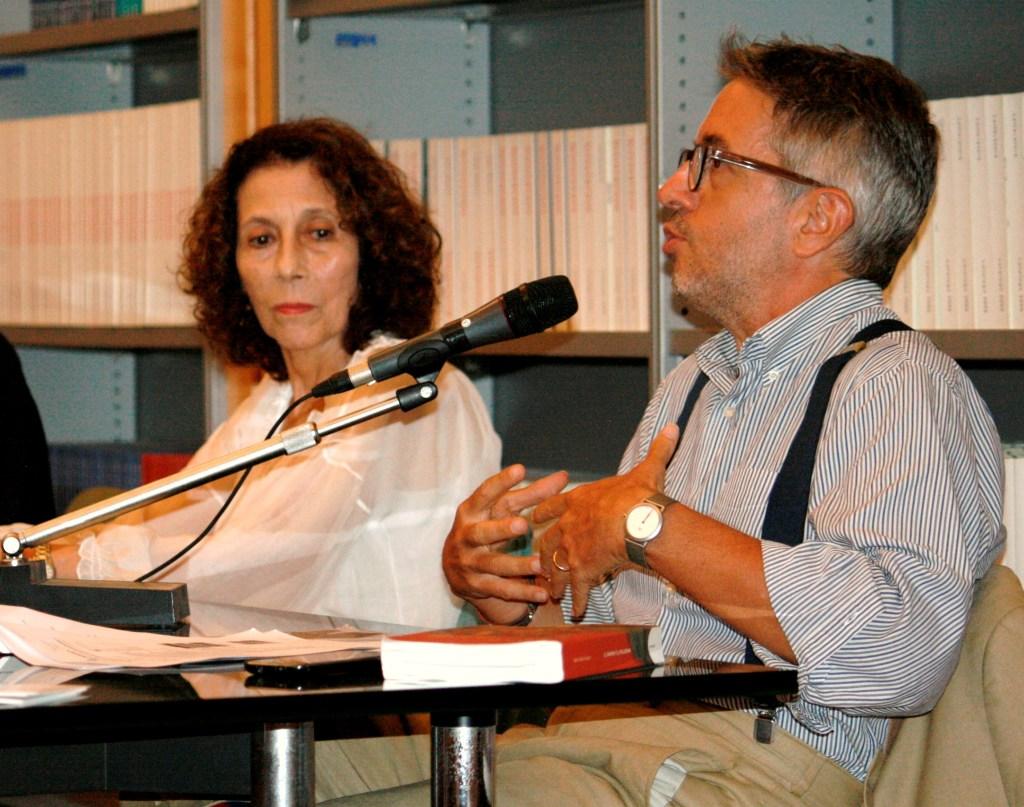 Gladis Alicia Pereyra e Marco Ferrazoli