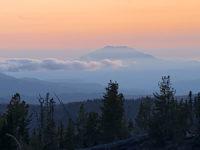3. Sunset on Mount St Helens