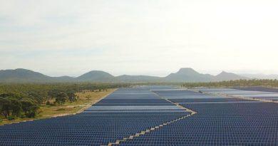 L'impianto solare Bomen