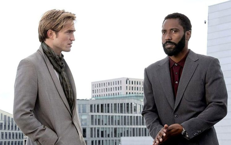 John David Washington e Robert Pattinson nel nuovo film di Christopher Nolan, Tenet