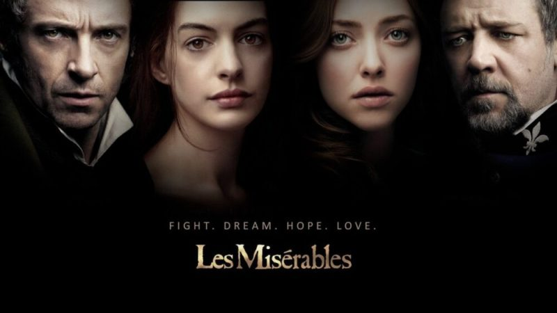 Da libro a film: les miserables