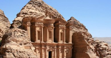Petra – Le 7 meraviglie del mondo moderno