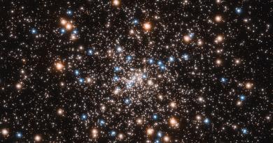 L'ammasso stellare NGC 6397