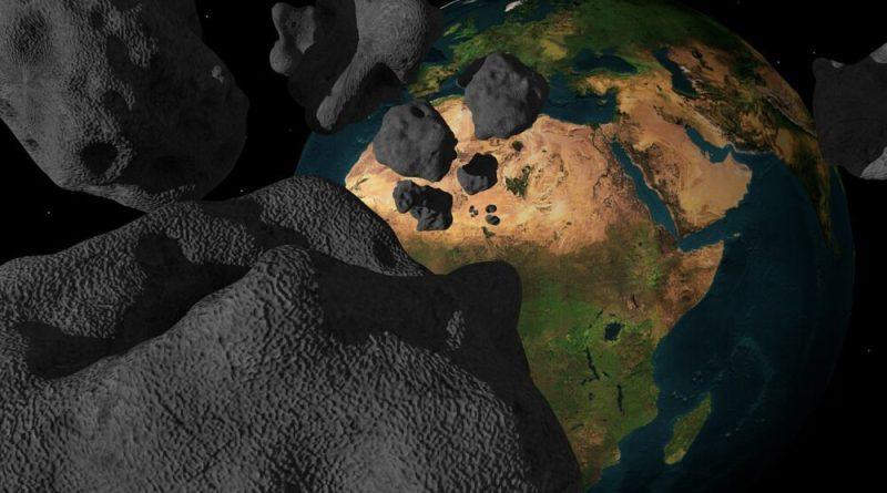 Asteroidi verso la Terra