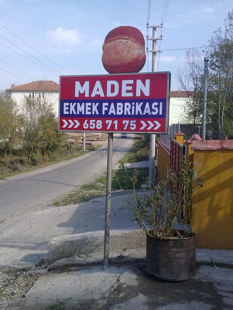 Maden Ekmek Fabrikası