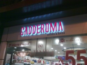 Cadderoma