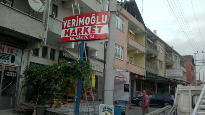 Verimoğlu Market