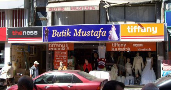 Butik Mustafa