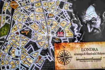 Il gioco da tavolo Sherlock Holmes - Consulente detective. Gareggiate alla pari con la mente ed i metodi di SH 1