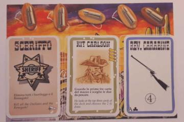 BANG! Il gioco di carte per chi ama le epiche sparatorie dei film western. 30