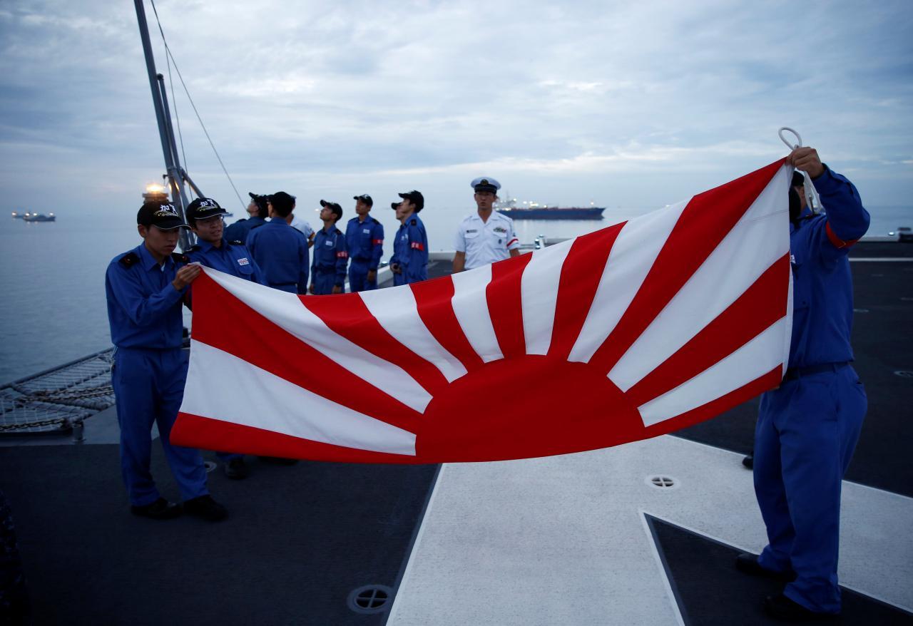 Il Giappone Rinuncia Ai Test Militari Per Le Proteste Coreane Sulla Ban Ra