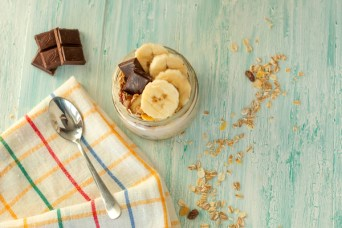 banana cioccolato