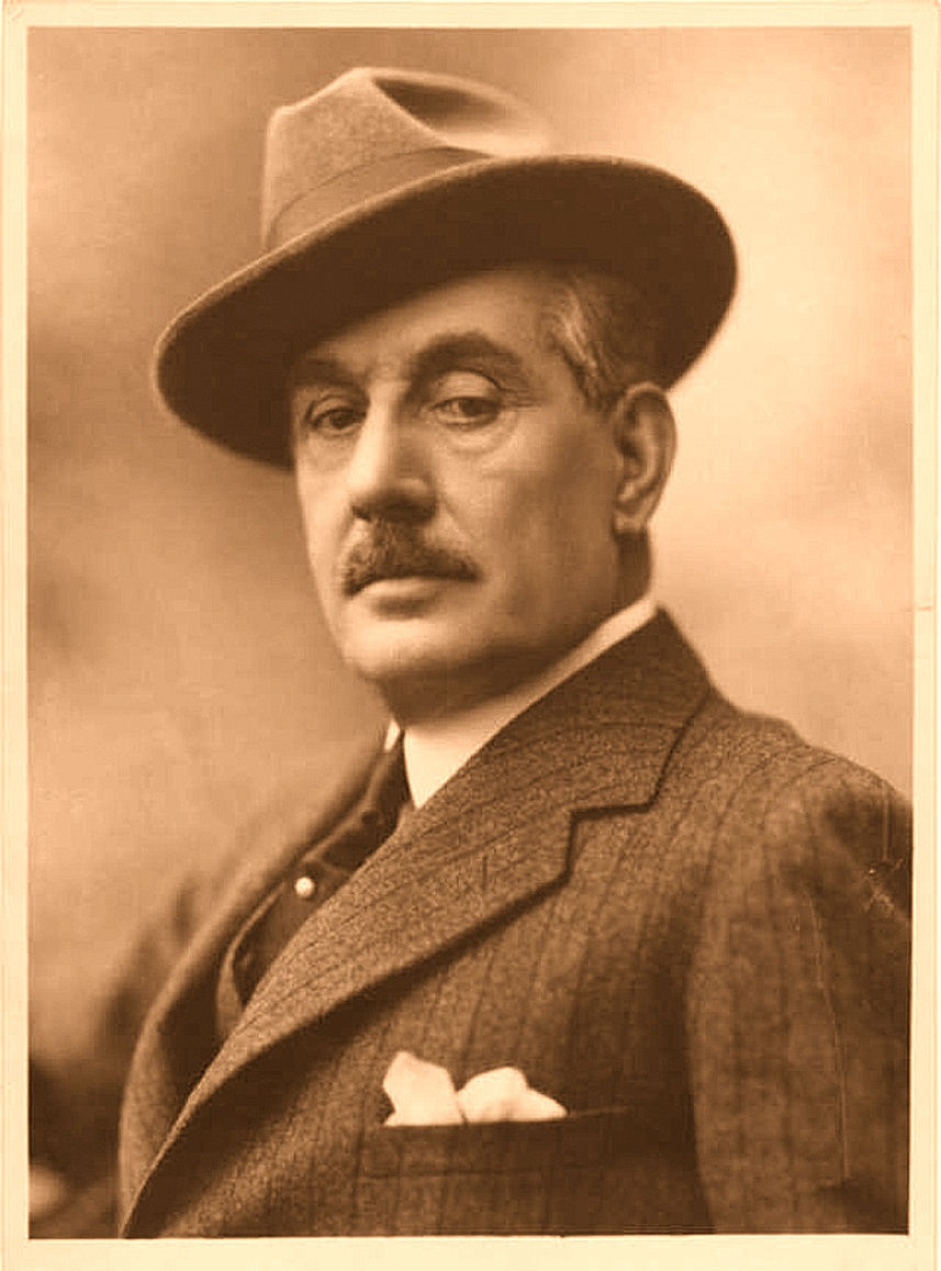 Image result for giacomo puccini con cappello