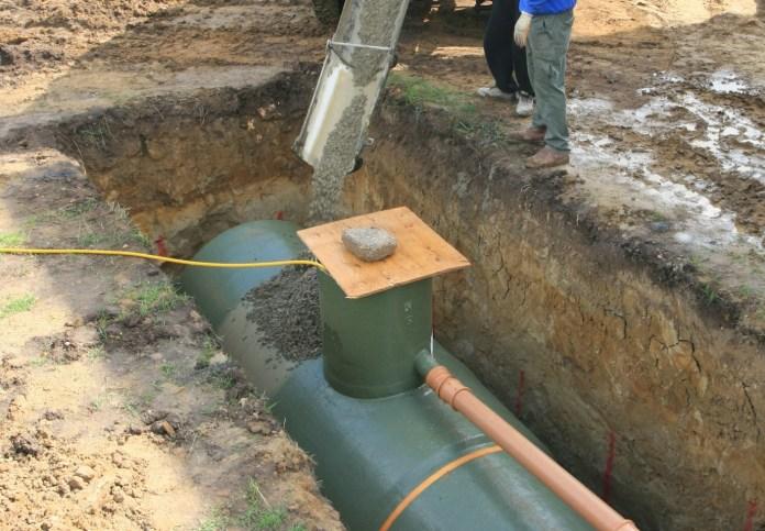 """IL RECUPERO dell'acqua piovana rappresenta uno dei tanti esempi di """"sistema ecocompatibile""""."""