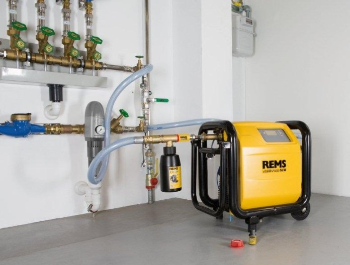 REMS Multi-Push SLW 1