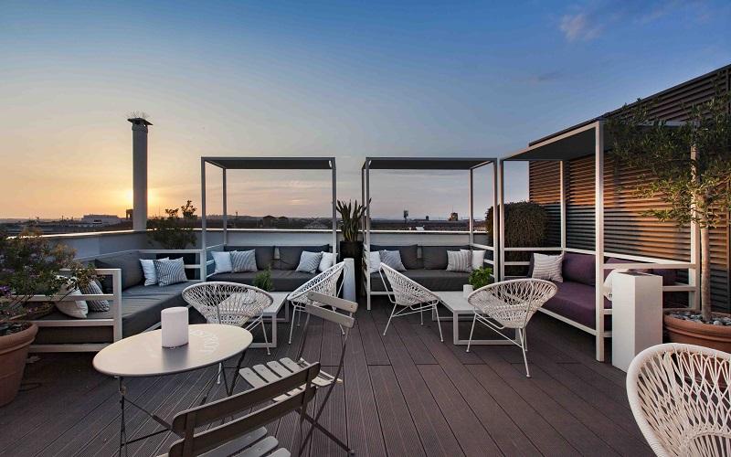 Le Terrazze Degli Ag Hotels Debuttano Nell Estate Italiana