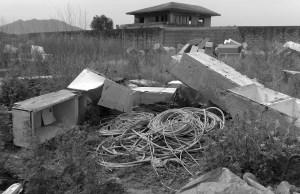 rame fuori campo rom