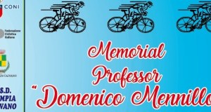 gara ciclistica allievi juniores prof Mennillo