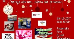 """""""Natale con noi... Canta che ti passa"""", il 24 dicembre sul Corso Umberto"""