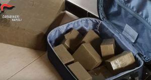 Arrestato 40 enne di Caivano in deposito spaccio a Crispano