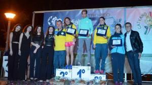 terza edizione 'Trofeo Mondial Service Podio Donne