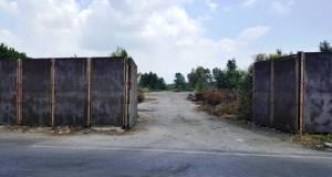 cancello ex campo rom