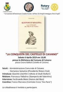 la conquista del castello di Caivano