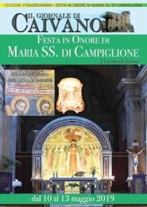 copertina Campiglione 2019