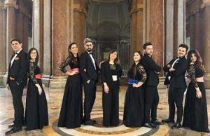 L'ensamble Petite Agorà si esibirà a San Pietro il 16 giugno