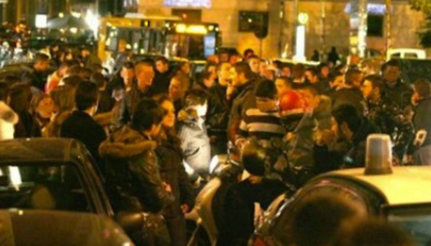 Nocera Inferiore, movida violenta: rissa tra giovani in via Amato - il  Giornale di Salerno .it