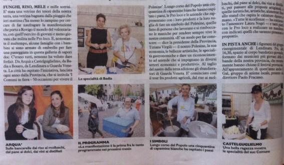 fiera comuni giornale2 IL GIRASOLE