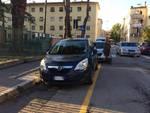 parcheggio disabili Polizia Municipale