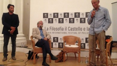 "Photo of ""L'utensile parola"": Il Golfo incontra Erri De Luca"